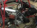 2014 QRC Open Area 51 Mini Micro Outlaw Kart