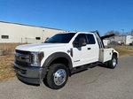 2019 Ford F550 XLT Diesel 4x4 Extended/Quad Cab Vulcan Wreck