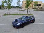 Porsche Cayman 3.8 X51