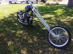 """1969 Harley """"Old School"""" Chopper"""