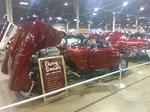Cherry Smash Nostalgia Show Car gasser 1962 vette