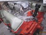 1962 & 1964 409 Cubic  425 HP DUAL QUAD QB SHORT BLOCK