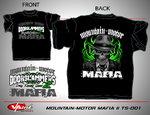 """""""DoorSlammers2 / Mountain-Motor Mafia"""" T's"""