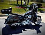 2012 Harley Davidson CVO street glide
