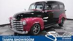 1951 Chevrolet 3100 1/2 Ton Suburban Carryall
