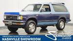 1987 Chevrolet Blazer 4X4