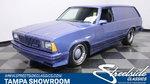1981 Chevrolet Malibu Wagon Restomod