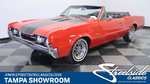1967 Oldsmobile Cutlass 442 Tribute Convertible