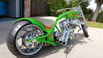 2016 Syco Cycles Chopper