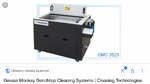 Blackstone-NEY grease monkey ultrasonic cleaner