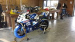 2005 GSXR600 track/race (no sub category for 600cc)