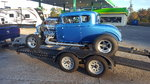 1930 Ford coupe all steel street rod HEMI