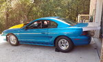 1994 Ford Mustang Small Tire Grudge Racer