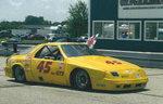 SCCA GT3 Dodge Daytona Tube Frame Race Car