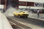 1973 Mustang Coupe Drag Car