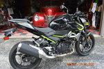 2020 Kawasaki Z400 ABS