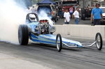1971 Woody Gilmore Front engine dragster FED
