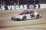 Race winning NASCAR Super Stock at LVMS Bullring