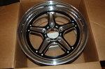 Ford / Mopar Bolt Pattern Drag Racing Wheels