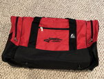 Longacre Racing Gear Bag Red  for sale $25