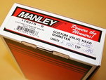 "Used Manley Titanium SBC 11/32"" 1.625"" Exhaust Val  for sale $80"