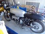1976 bmw r100-7 rat cafe v8 bike  for sale $22,000