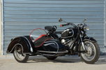 1968 BMW R 60/2 SERIES 2 WITH SIDE CAR STEIB LS 200   for sale $9,000