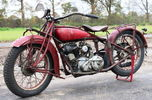 1929 Indian Scout 101  for sale $14,000