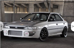 1995 and 1993 impreza wagons, ej20g swap 6 speed roller and