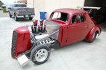 1936 Studebaker (Stupidbaker) Dictator Coupe