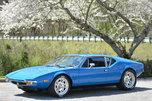1972 DeTomaso Pantera  for sale $124,900