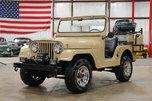 1961 Jeep CJ5  for sale $14,900