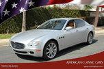 2006 Maserati Quattroporte  for sale $21,900