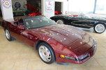 1993 Chevrolet Corvette 40th Anniversary Convertible  for sale $25,377