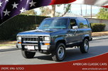 1984 Ford Bronco II for Sale $9,900