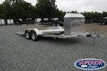 2022 Aluma 8216 Low Clearance Tilt Car Trailer w/ JT Package  for sale $10,699