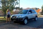 2005 Hyundai Tucson  for sale $4,500