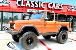 1972 Ford Bronco  for sale $54,855