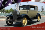 1931 Ford Model A  for sale $34,900
