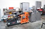 Fabrication Equipment For Sale - Bandsaws, Expander + Sander  for sale $6,000