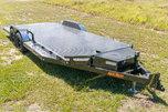 "NEW MaxxD 83"" x 20' Steel Car Hauler"