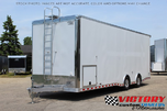 2018 Bravo 8.5' x 30' Aluminum Race Trailer