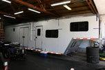 2005 ATC 48' living quarters race trailer  for sale $48,000