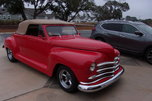 1947 plymouth street rod convertible  for sale $28,995