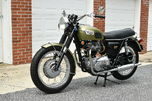 RESTORED & RARE #'s MATCHING 1970 TRIUMPH 650 TIGER 'R'   for sale $3,400