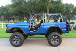 1972 Ford Bronco  for sale $55,500