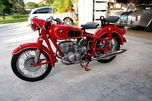 1966 BMW R60/2  for sale $8,000