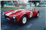 ERA 289 FIA Cobra replica  for sale $62,500
