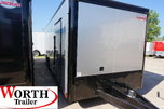 28' NOS Package Race Trailer ST# 36499 for Sale $17,300