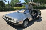 1981 DeLorean DMC 12  for sale $50,000
